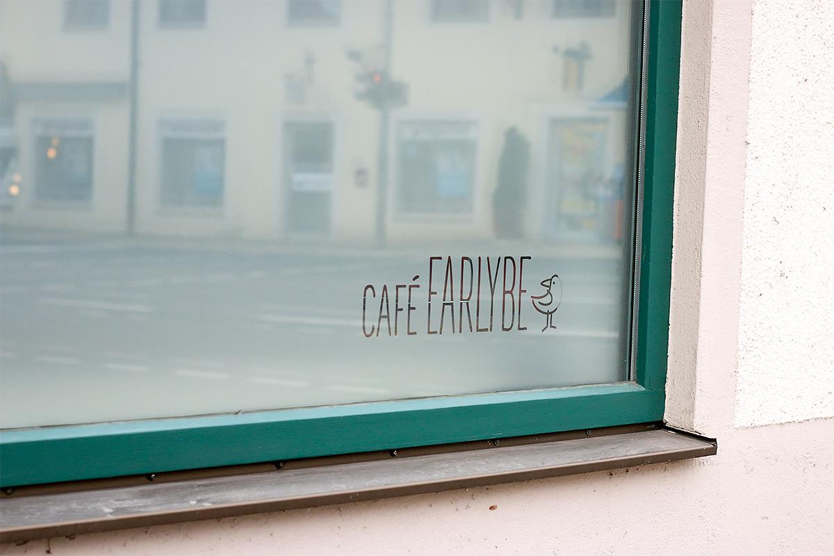 Schaufenster Sichtschutz